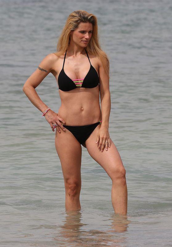 Michelle Hunziker in Bikini - Varigotti 06/09/2019