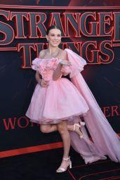 "Millie Bobby Brown - ""Stranger Things"" Season 3 Premiere in Santa Monica"