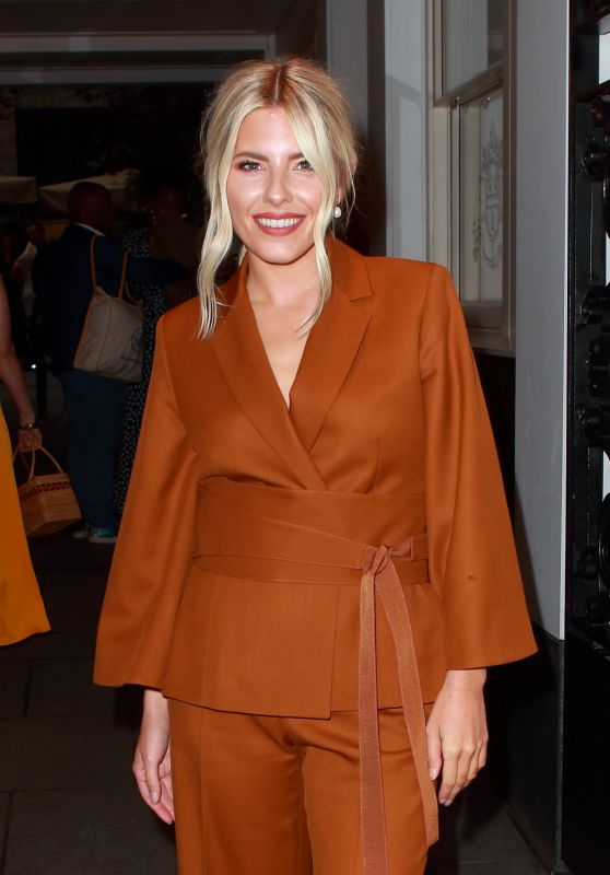 Mollie King – The ELLE List in Association with MAGNUM Ice Cream in London 06/19/2019