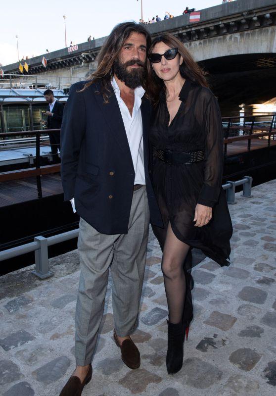 Monica Bellucci - Maud Fontenoy Foundation Gala in Paris 06/07/2019