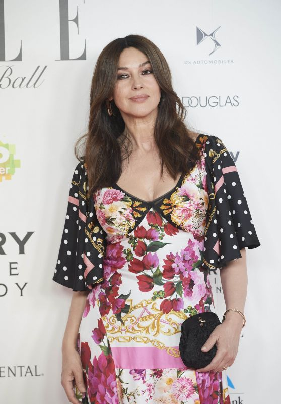 Monica Bellucci - Solidarity Gala Dinner for CRIS Foundation Against Cancer in Madrid 05/30/2019