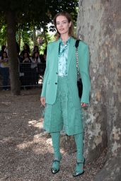 Natalia Vodianova – Berluti Menswear Spring Summer 2020 Show in Paris