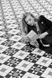 Natalie Dormer - Just A Book June 2019 Campaign