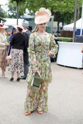 Natalie Dormer - Royal Ascot Fashion Day 3
