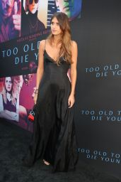 """Nell Tiger Free – """"Too Old To Die Young"""" Screening in LA"""