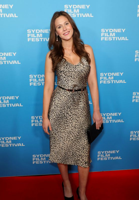 "Nicole Shostak - ""Yesterday"" Red Carpet at the 66th Sydney Film Festival"