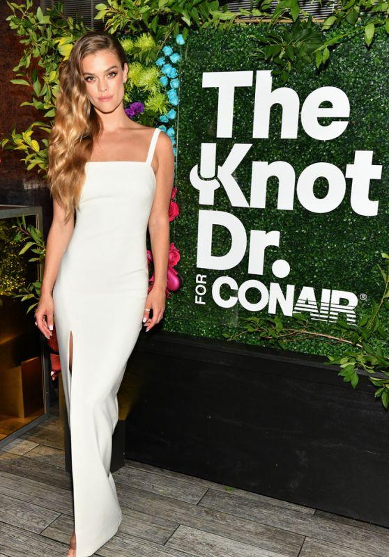 "Nina Agdal - ""Knot-A-Real-Wedding"" for Conair"