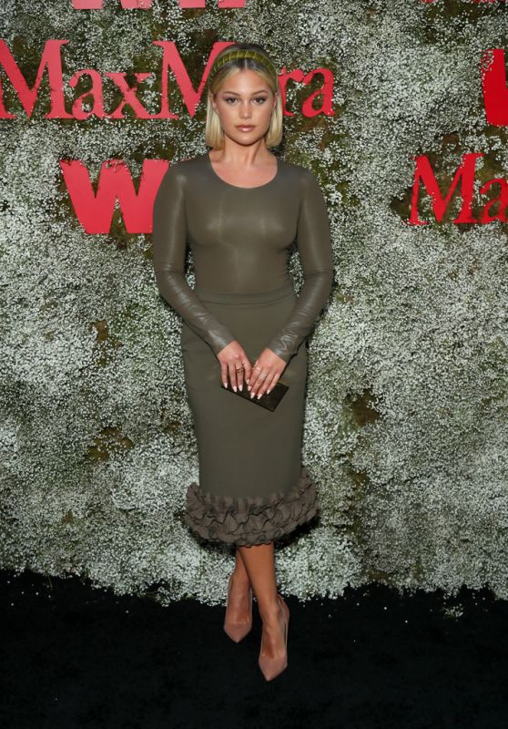 Olivia Holt – InStyle Max Mara Women in Film Celebration in LA 06/11/2019
