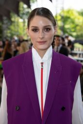 Olivia Palermo - Berluti Menswear Spring Summer 2020 Show in Paris