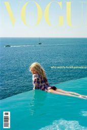 Pamela Anderson - Vogue Magazine Czech Republic June 2019
