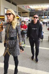 Paris Hilton Catch a Flight for Europe - LAX in LA 06/24/2019