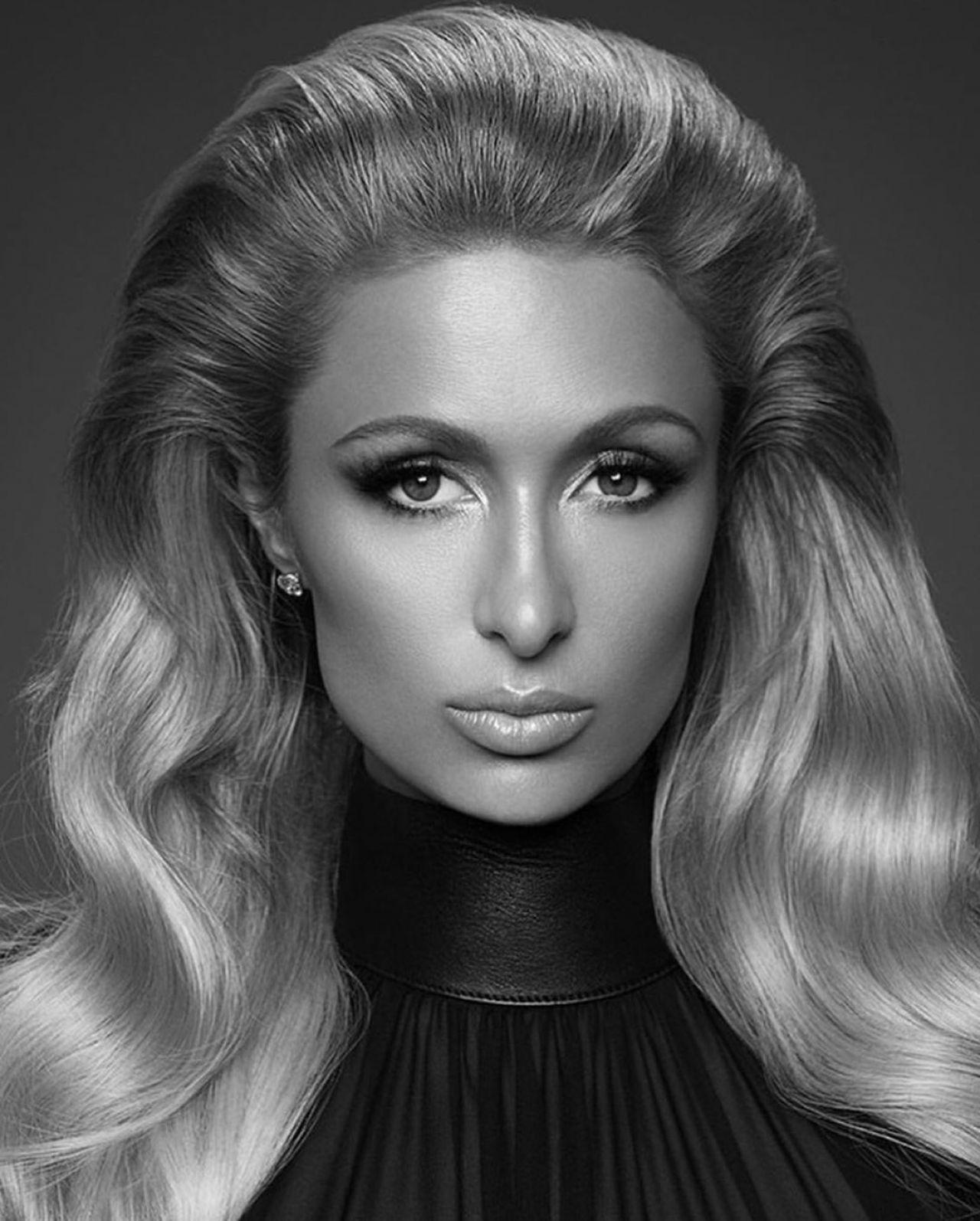 Celebrity Sex Tape Pioneer Paris Hilton In Tmrw Magazine, Fuck Is She Hot - Celeblr-2685