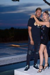 Perrie Edwards and Alex Oxlade-Chamberlain - Photoshoot 2019