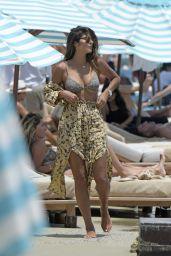 Pia Miller in Bikini - Vacationing on Mykonos 06/18/2019