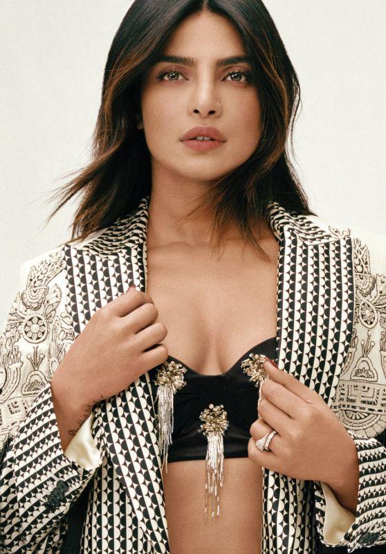 Priyanka Chopra - InStyle Magazine July 2019 Issue