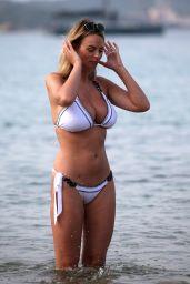 Rhian Sugden in Bikini 06/11/2019