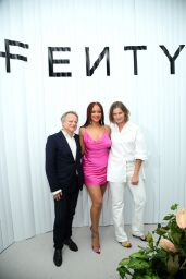 Rihanna - FENTY x Webster Pop-up Cocktail Event in NYC 06/18/2019