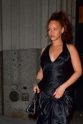 Rihanna Night Out Style 06/11/2019