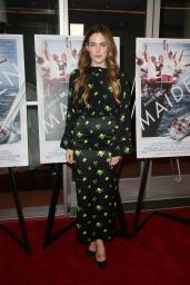 "Riley Keough – ""Maiden"" Premiere in LA"