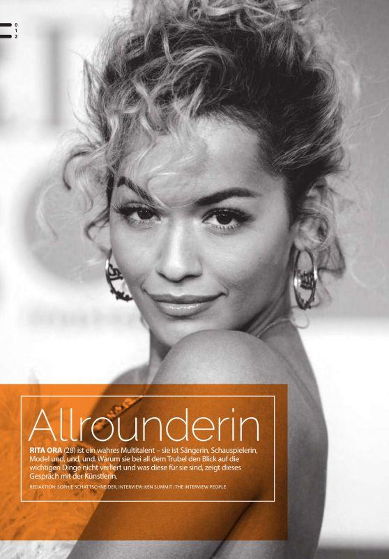 Rita Ora - Miss Magazine June 2019 Issue