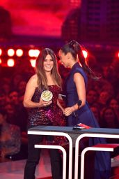 Sandra Bullock - Accepts the Award at the 2019 MTV Movie & TV Awards