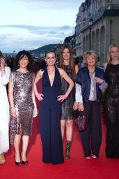 Sandrine Bonnaire – 2019 Cabourg Film Festival 06/15/2019