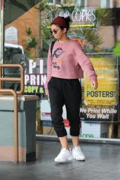 Sarah Hyland - Out in Studio City 06/26/2019