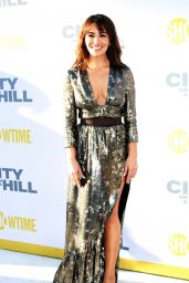 "Sarah Shahi - ""City On A Hill"" TV Show Premiere in New York"
