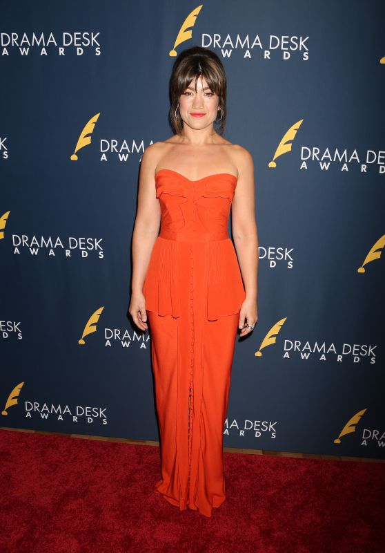 Sarah Stiles - 2019 Drama Awards in New York