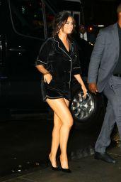 """Selena Gomez in Pajamas - """"The Dead Don"""
