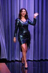 Selena Gomez - The Tonight Show Starring Jimmy Fallon in LA 06/11/2019