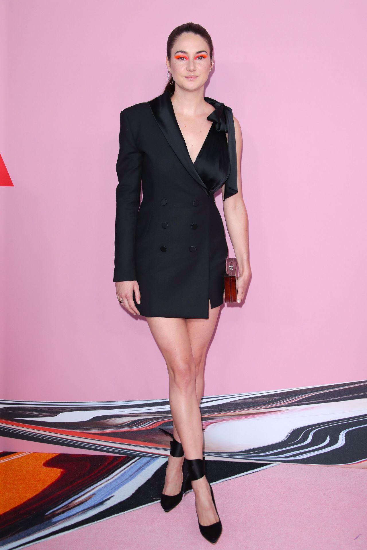 Shailene Woodley 2019 Cfda Fashion Awards In Nyc