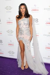Shelby Tribble - Caudwell Children Butterfly Ball Charity Event in London 06/13/2019