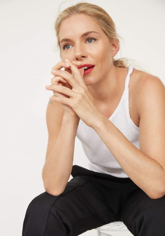Sienna Miller - The Edit by Net-A-Porter June 2019