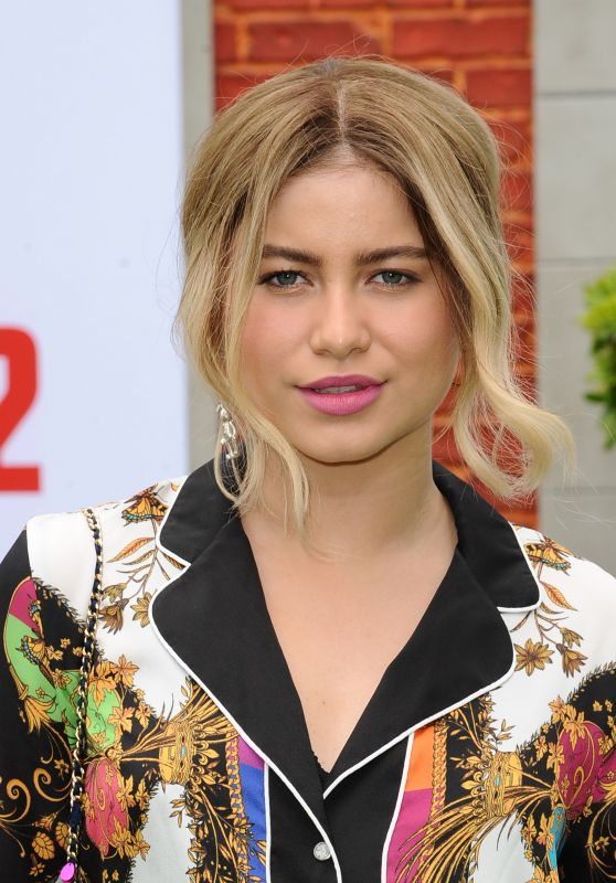 """Sofia Reyes – """"The Secret Lives of Pets 2"""" Premiere in Westwood"""