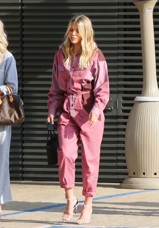 Sofia Richie at Nobu in Malibu 06/20/2019