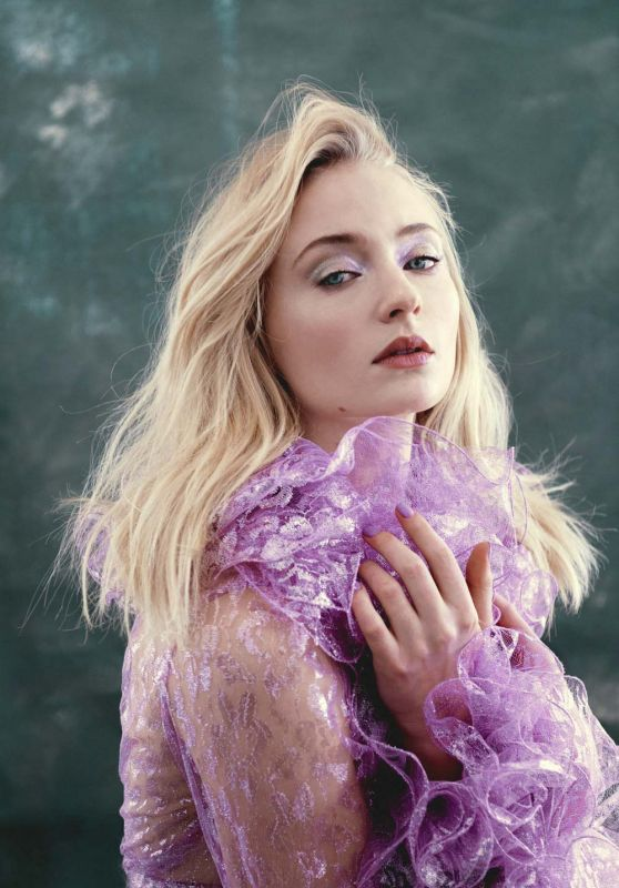 Sophie Turner – Photoshoot for The Sunday Times Magazine 2019 (more photos)