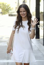 Tammin Sursok - Shopping in Los Angeles 06/13/2019