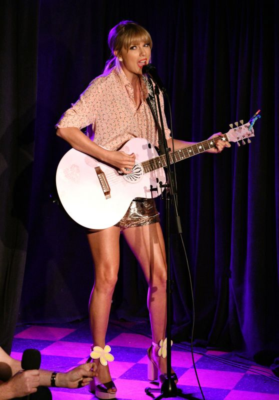 Taylor Swift - AEG and Stonewall Inn