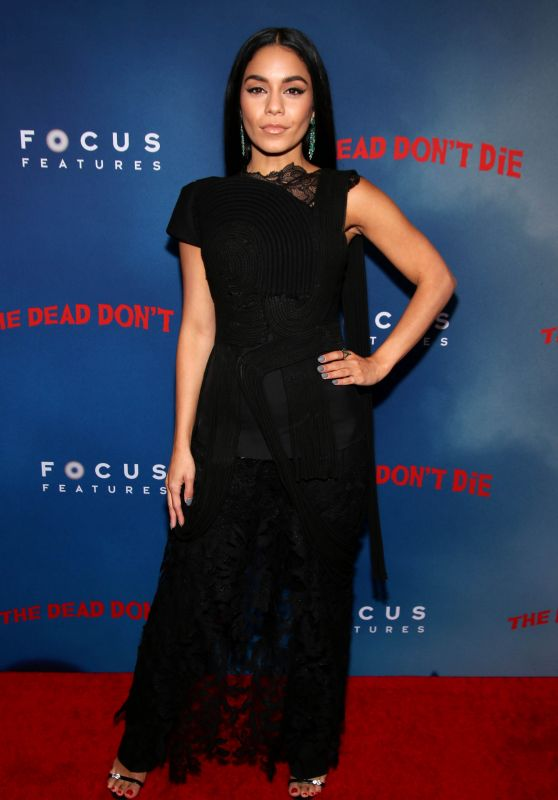 """Vanessa Hudgens – """"The Dead Don't Die"""" Premiere in NYC"""