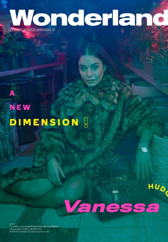 Vanessa Hudgens - Wonderland Magazine Summer 2019
