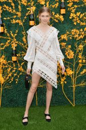 Victoria Lee Zimmermann – 2019 Veuve Clicquot Polo Classic in NY
