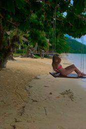 Willow Shields in Bikini - Social Media 06/25/2019