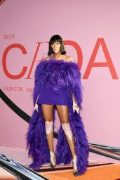 Winnie Harlow – 2019 CFDA Fashion Awards in NYC