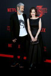 "Winona Ryder – ""Stranger Things 3"" Premiere in Santa Monica"