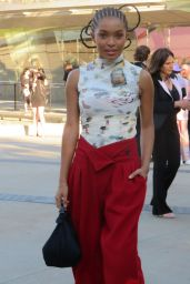 Yara Shahidi – 2019 CFDA Fashion Awards in NYC