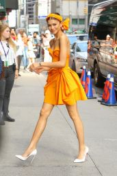 Zendaya Coleman - Arrives For Her Appearance at