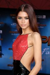 "Zendaya Coleman - ""Spider-Man: Far From Home"" Red Carpet in Hollywood"