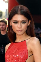 """Zendaya Coleman - """"Spider-Man: Far From Home"""" Red Carpet in Hollywood"""