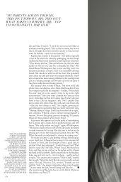 Zoe Kravitz - Vogue UK July 2019 Issue
